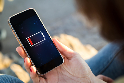 You're Killing Me: Five Phone Battery Tips for the Older Generation